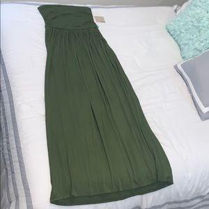 NEW tube top Maxi dress